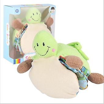 Tear Not Rotten And Color-fast Cloth Book Literacy Books Baby Plush Educational Toys