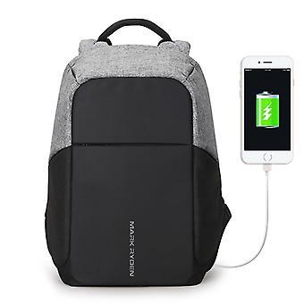 Mark Ryden Multifunction USB charging Men 15inch Laptop Backpack