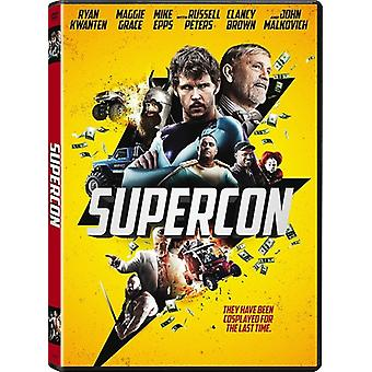 Supercon [DVD] VS import