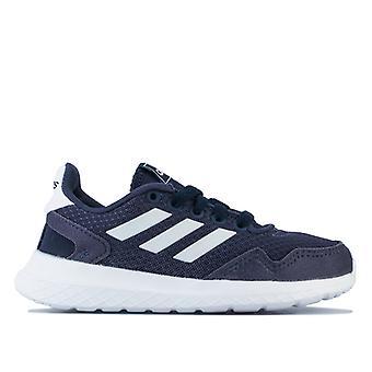 Boy's adidas Junior Archivo Trainers in Blue