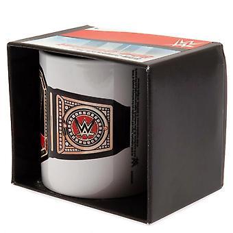 WWE Belted Mug