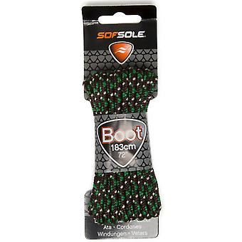 New SOF Sole Men's Military Boot Laces - 183cm Green
