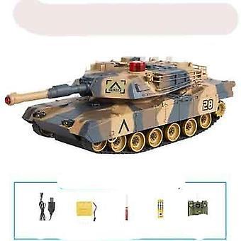 Control remoto del tanque de disparo