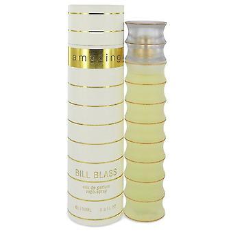 Amazing Eau De Parfum Spray By Bill Blass 3.4 oz Eau De Parfum Spray