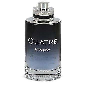 Quatre Absolu De Nuit Eau De Parfum Spray (Tester) By Boucheron 3.4 oz Eau De Parfum Spray
