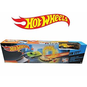 Hot wheels hw city dare devil jump