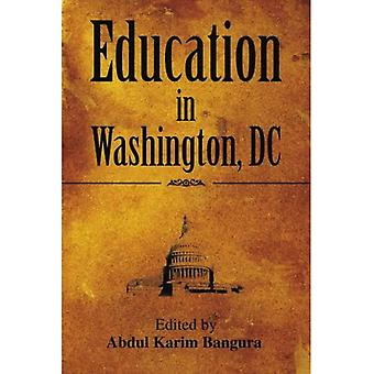 Educación en Washington, DC