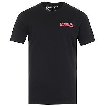 Maharishi Maha Fine Tailor Organic Cotton T-Shirt - Black
