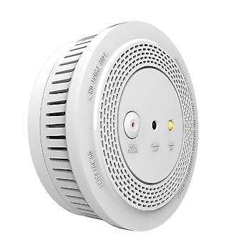Detector de alarme de fumaça sem fio com câmera de alarme de wifi inteligente de 1080p remota
