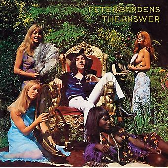 Peter Bardens - svar [CD] USA import