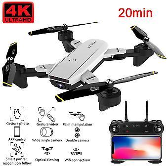 2021Sg700d dron 4k hd duálny fotoaparát wifi prenos fpv optický tok rc vrtuľníky kamery rc drone quadcopter dron toy