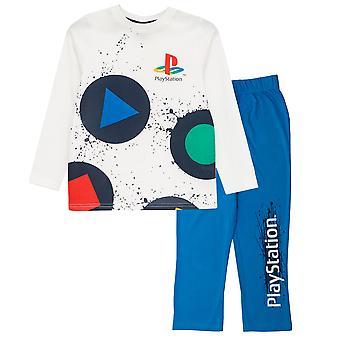 プレイステーションボーイズボタンパジャマセット
