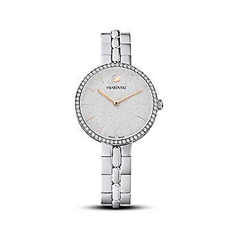 Swarovski Cosmopolitan zegarek, metalowa bransoleta, biały, stal nierdzewna