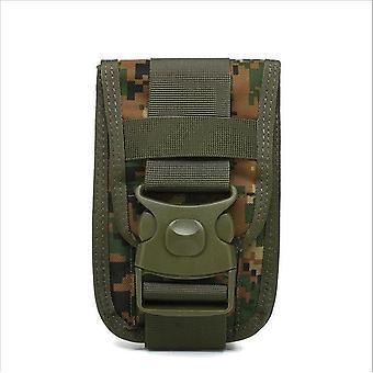 Nový taktický pas balíček nárazuvzdorný dvojitý telefonní pouzdro peněženka karta taška zbraň příslušenství pro kempování