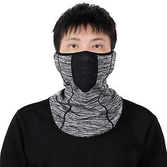 Winddicht ademend masker, outdoor wandelen rijden gezichtsmasker