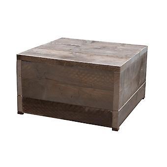 Wood4you - Hocker Washington Steigerhout 60Lx33Hx60D cm