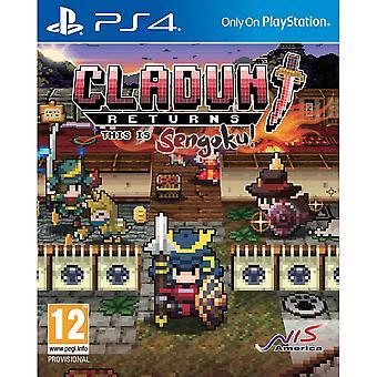 Cladun Returns This is Sengoku! PS4 Game