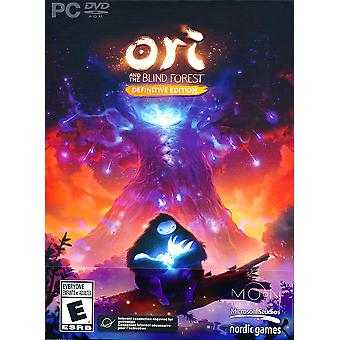 Ori & the Blind Forest Definitive Edition PC Game (#)