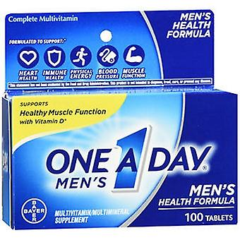 One-A-Day One A Day Men's Health Formula Multivitamin - Multimineral Tablets, 100 Tabs