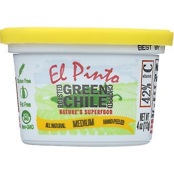 El Pinto Salsa Hatch Chile Sngle, Case of 12 X 4 Oz