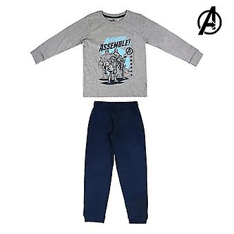 Children's Pyjama The Avengers 74172 Grey