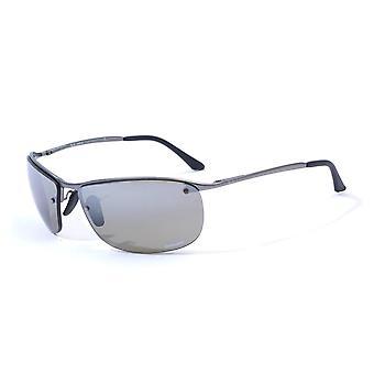 Ray-Ban RB3542 Chromance Polarized Sunglasses - Gunmetal