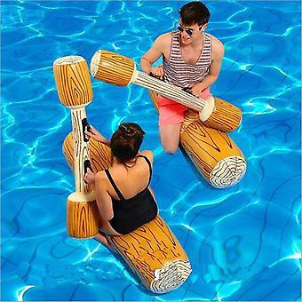 2 Stück gesetzte aufblasbare Schwimm Reihe Spielwaren, Erwachsene Kinder-Pool-Party