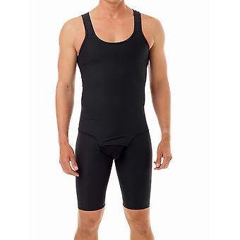Underworks Compression Bodysuit with Rear Zipper