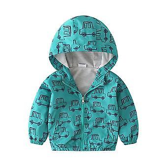 Kevään syksyn takit, Vauvan rento huppari takit