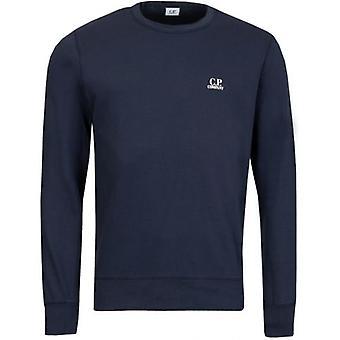 C.P. Företag Bröst logotyp Besättning Hals Sweatshirt