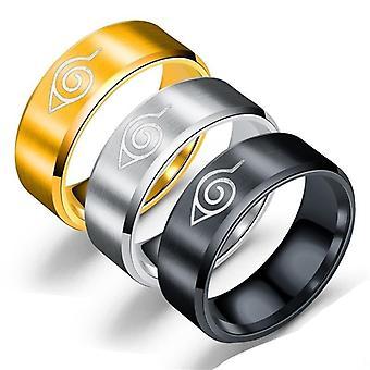 אנימה קוספליי אצבע טבעות אופנה גברים נשים טבעות