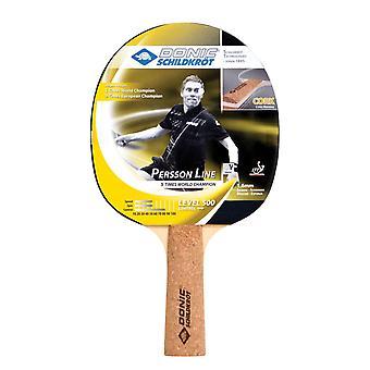 Donic Schildkrot Persson 500 Table Tennis Paddle Recreation School Bat Racket