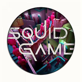 Squid Game Badge Round Badge Backpack Accessories-58mm