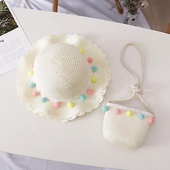Kids Sun Hat With Handbags