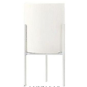Modern modern keramikförvaring och arrangörsburkar (White Shelf L)