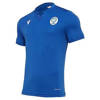 2021-2022 Cyprus Home Shirt