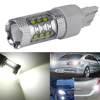 7443 Высокая мощность Q5 80w Супер белый светодиодный проектор резервная парковочная лампочка