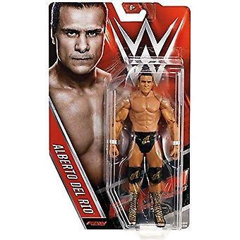 Alberto Del Rio #48 Mattel Wrestling Figure Brand New Sealed