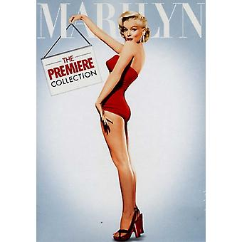 Marilyn Monroe - Marilyn Monroe: Premiere Collection [DVD] USA import