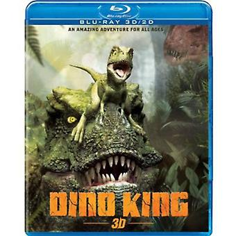 Dino King (Aka: Tarbosaurus) 3D [BLU-RAY] USA import