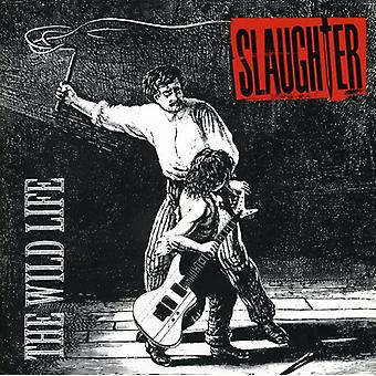 Slaughter - Wild Life [CD] USA import