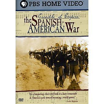 Crucible of Empire-Spanish-American War [DVD] USA import