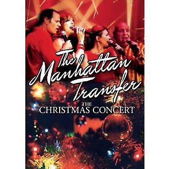 Manhattan Transfer - Christmasconcert [DVD] USA import