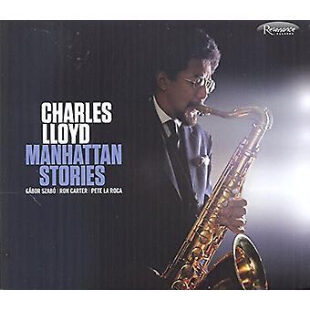 Charles Lloyd - Manhattan Stories [CD] USA import