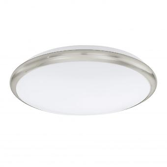 Eglo Manilva Flush Ceiling Plate Light