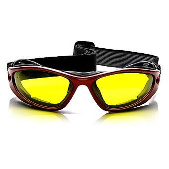 Correa intercambiable de TR-90 multiuso deportes extremos gafas