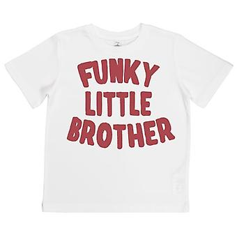 Spoilt Rotten Funky Little Brother Children's Top