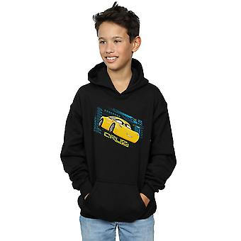Disney meninos carros Cruz Ramirez Hoodie