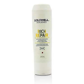Goldwell Dual Senses Rich Repair Restoring Conditioner (Regeneration für geschädigtes Haar) - 200ml/6.7oz