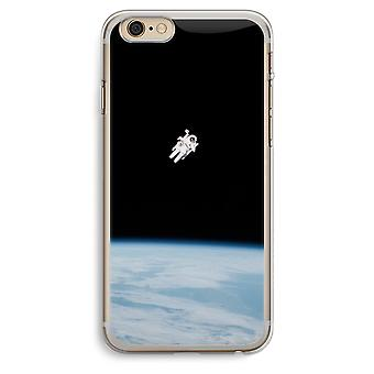 iPhone 6 Plus / 6S Plus Transparent Case (Soft) - Alone in Space